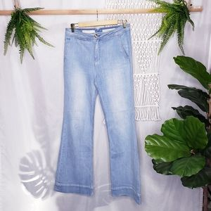 Anthropologie Pilcro High Rise Bootcut Jeans 29